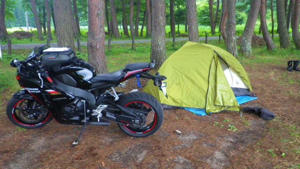 キャンプ ツーリング ブログ
